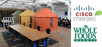 office yurts