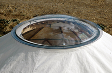 Yurt Roof Dome